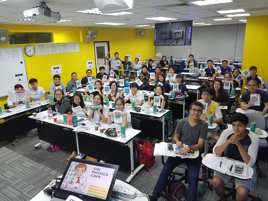 Physics & Maths Classes in Singapore - PMC